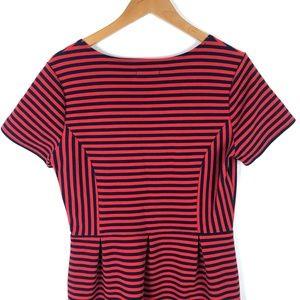 Madewell Dresses - Madewell  Bistro Dress in Ridgestripe Pockets